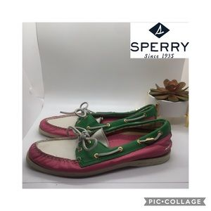 Sperry women's vintage boat shoes
